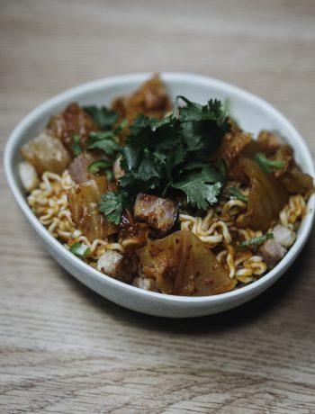 12kuukautta - Kimchi Nuudelit
